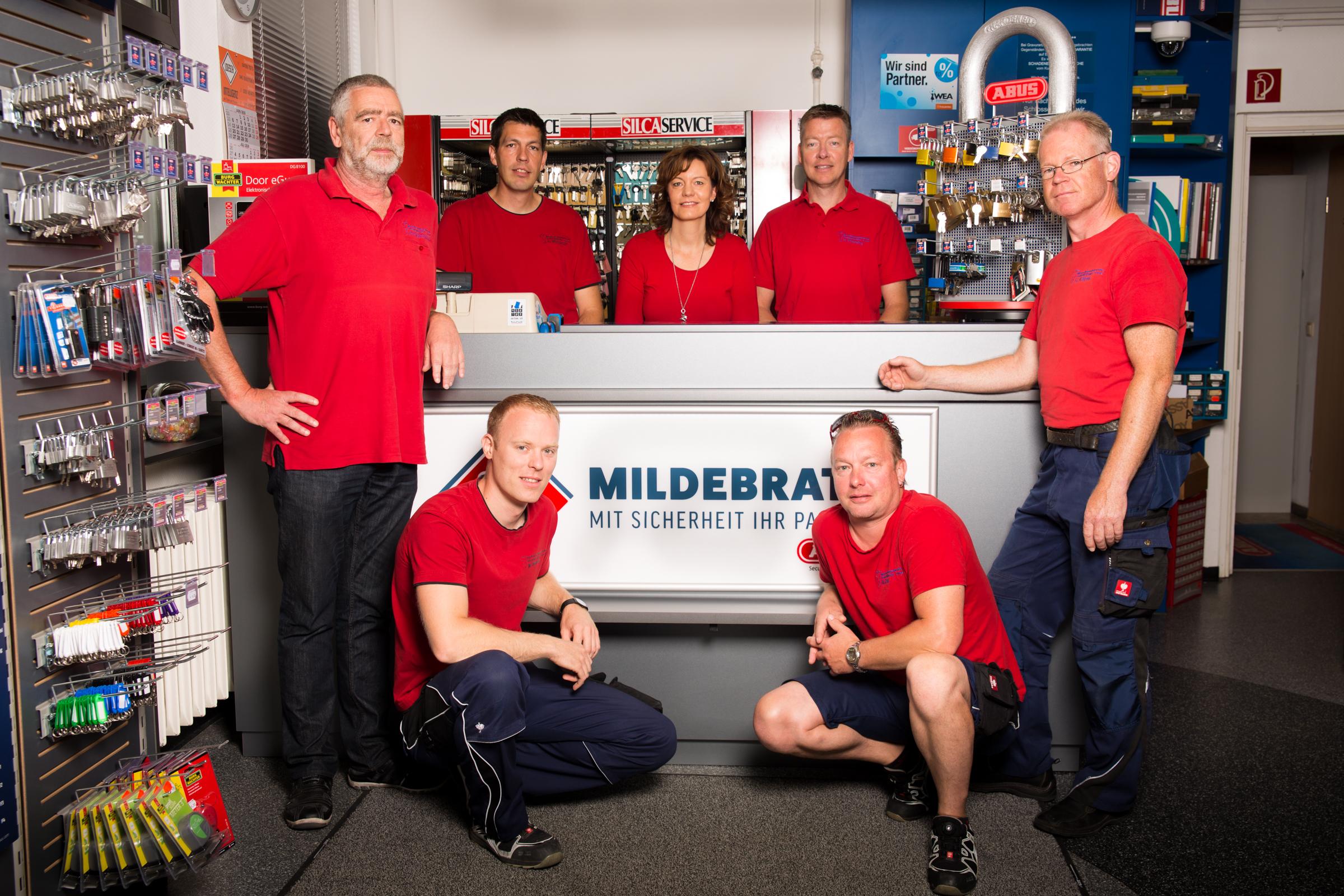 Kontakt // Schlüsseldienst Mildebrath GmbH