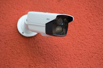 Videoüberwachung // Schlüsseldienst Mildebrath GmbH