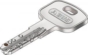 Schlüssel für Türzylinder XP2S // Schlüsseldienst Mildebrath GmbH