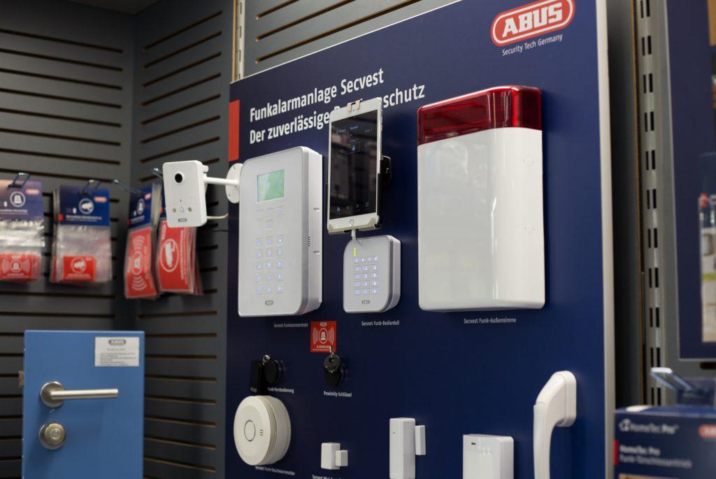 Alarmanlagen // Schlüsseldienst Mildebrath GmbH